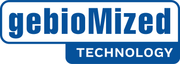 gebiomized technology Logo