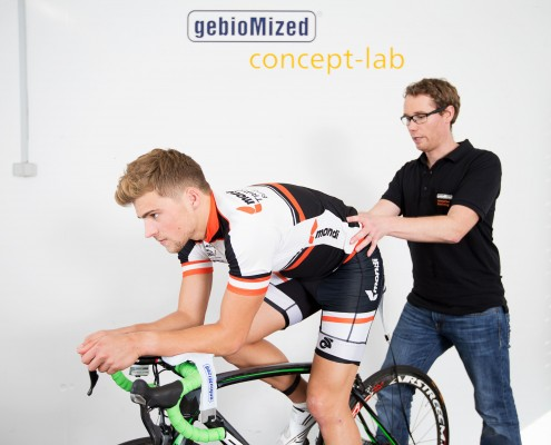 Gebiomized Bikefitting