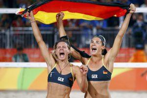 Laura Ludwig Kira Walkenhorst Olympia 2016 Gebiomized
