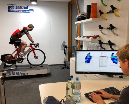Trek Segafredo continues to rely on gebioMized