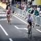Daryl Impey vom Team Mitchelton-Scott gewinnt die 9. Etappe der Tour de France 2019.
