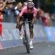 Egan Bernal at Stage 12 of the Giro d'Italia 2021